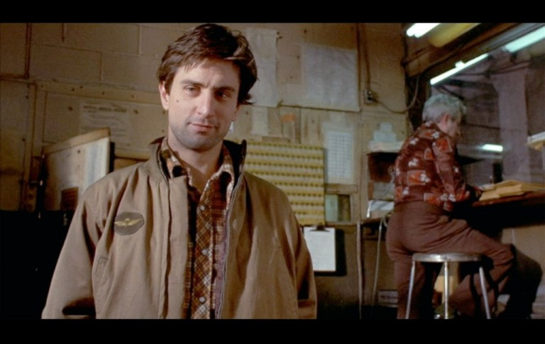 "Robert De Niro as Travis Bickle; ""Taxi Driver"" DVD Screenshot; Initial theatrical release February 8, 1976: Credit: © 1976 Columbia Pictures."
