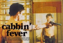 "Flashback 1976: Taxi Driver. ""Cabbin' Fever"" Neon Magazine Scans"