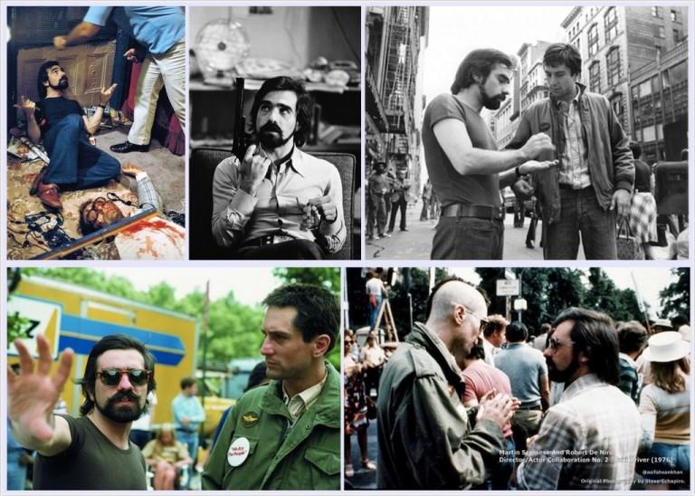 The De Niro/Scorsese Collaboration—