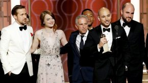 La La Land became the most successful film of all time at the Golden Globe Awards history.