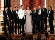 """La La Land"" takes home record-breaking seven awards at the 2017 Golden Globes"