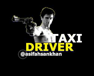 Taxi Driver by Asif Ahsan Khan