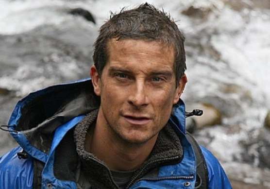 Bear Grylls used Karate to stop kids from bullying him.