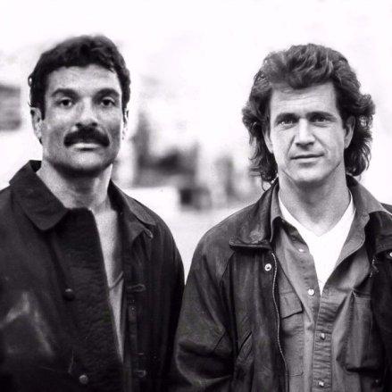 Mel Gibson & Rorion Gracie
