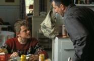 Robert De Niro as Dwight Hansen & Leonardo DiCaprio as Tobias 'Toby' Wolff – This Boy's Life (1993)