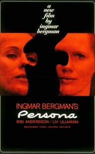 Persona is a 1966 Swedish psychological drama film written and directed by Ingmar Bergman and starring Bibi Andersson and Liv Ullmann. Persona's story revolves around a young nurse named Alma (Andersson) and her patient, a well-known stage actress named Elisabet Vogler (Ullmann), who has suddenly ceased to speak. The two move to a cottage, where Alma cares for and talks to Elisabet about intimate secrets, and becomes troubled distinguishing herself from her.