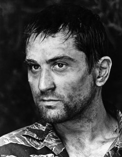 "Robert De Niro was nominated for an Academy Award for ""Best Actor"" for his portrayal of Vietnam War Veteran Michael ""Mike"" Vronsky in The Deer Hunter (1978). He surprisingly lost to Jon Voight who also starred in a Vietnam War based Drama, ""Coming Home"" directed by Hal Ashby."