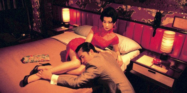 "Maggie Cheung and Tony Leung get In the Mood For Love (2000). The film premiered on 20 May 2000, at the 2000 Cannes Film Festival, where it was nominated for the Palme d'Or and Leung was awarded Best Actor. It is frequently listed as one of the greatest films of the 2000s. The movie forms the second part of an informal trilogy: The first part was ""Days of Being Wild""(released in 1990) and the last part was ""2046"" (released in 2004)."