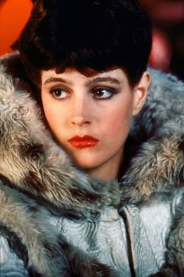 "Sean Young as ""Rachael"" in Blade Runner (1982)"