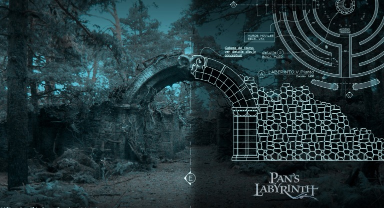 Pan's Labyrinth (2006) ― Guillermo del Toro's masterpiece about a young girl living in the post Spanish civil war era who finds a portal to a magical fantasy world.