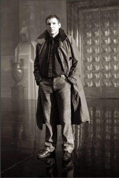 Harrison Ford as Rick Deckard in Blade Runner 1982