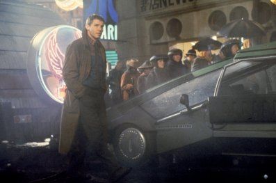 "Both the Director and star, Scott and Ford, mainly clashed over whether Deckard himself is a replicant, an interpretation endorsed by a much-debated unicorn dream sequence, which hints that his human memories have been artificially implanted. Scott has long believed that Deckard is an android. Ford disagrees. ""That was the main area of contention between Ridley and myself,"" Ford confessed on the BBC1 series Hollywood Greats. ""I thought the audience deserved one human being on screen that they could establish an emotional relationship with."""