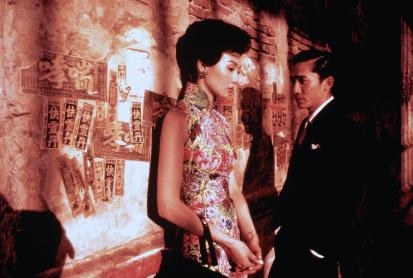 Maggie Cheung and Tony Leung get In the Mood For Love (2000).