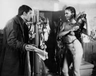 Rick Deckard - Zhora Salome, Blade Runner, 1982, Joanna Cassidy - Harrison Ford
