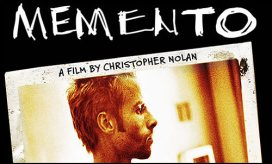 "Memento is the 2000 American neo-noir psychological thriller film directed and written by Christopher Nolan, and produced by Suzanne and Jennifer Todd. The film's script was based on a pitch by Jonathan Nolan, who later wrote the story ""Memento Mori"" from the concept. It stars Guy Pearce, Carrie-Anne Moss, and Joe Pantoliano."