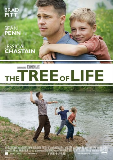 The Tree of Life is a 2011 American experimental epic drama film written and directed by Terrence Malick and starring Brad Pitt, Sean Penn, and Jessica Chastain. The film chronicles the origins and meaning of life by way of a middle-aged man's childhood memories of his family living in 1950s Texas, interspersed with imagery of the origins of the known universe and the inception of life on Earth.