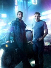 "Harrison Ford as ""Rick Deckard"" and Ryan Gosling as ""Officer K"" ― Fans get a glimpse of the new Blade Runner movie as Harrison Ford goes back to the future to reprise his role as Rick Deckard opposite Ryan Gosling 
