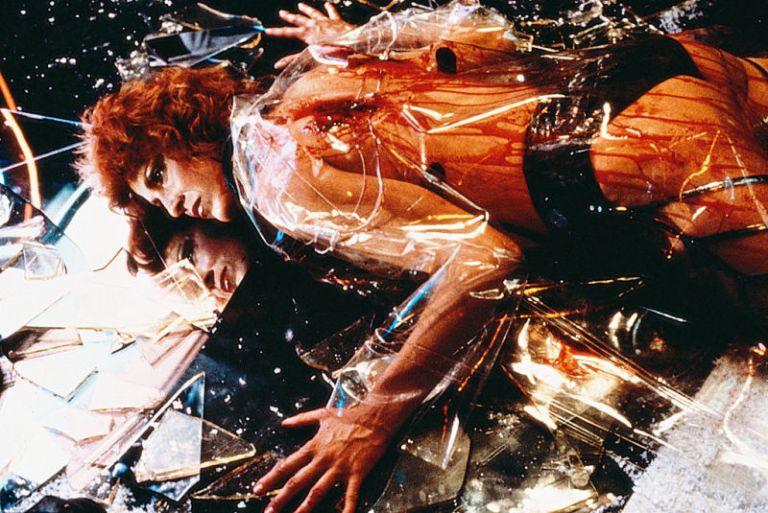 Zhora Salome - After being 'Retired' by Deckard.