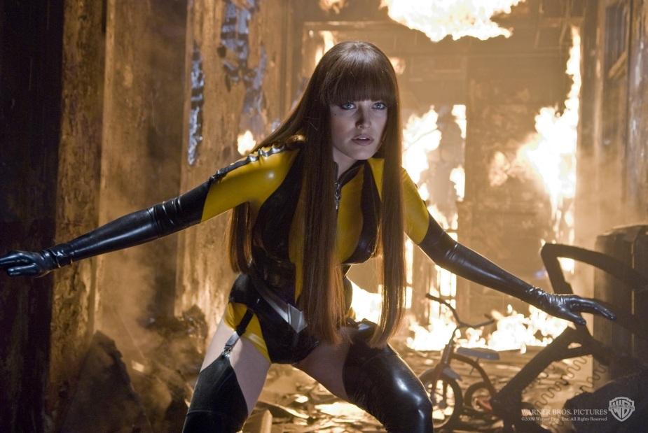 Silk Spectre II in Watchmen 2009 Movie