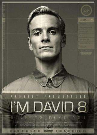 DAVID 8 - Prometheus - Michael Fassbender - @asifahsankhan