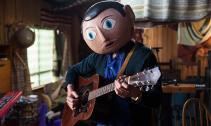 "Michael Fassbender as ""Frank"" in Frank (2014)"