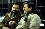 Robert De Niro and Robin Williams in Awakenings (1990)