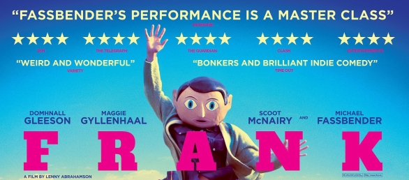 Frank is based on late British comedian Chris Sievey's iconic comedy character Frank Sidebottom.