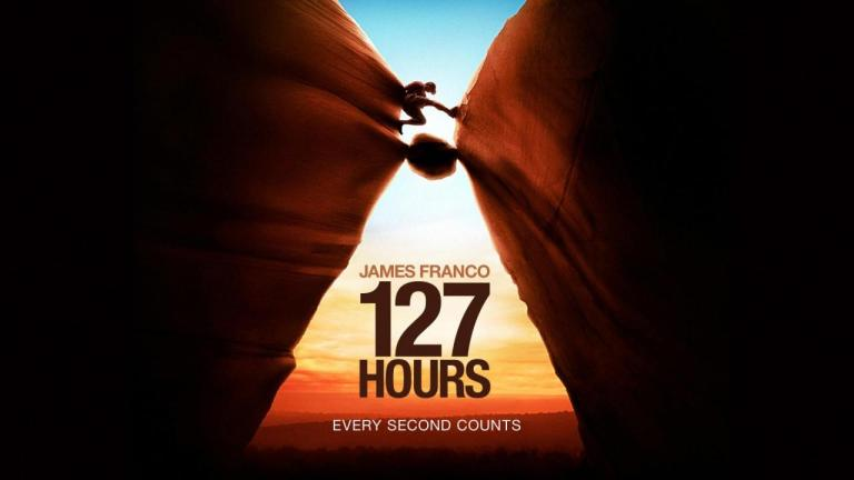 An adventurous mountain climber Aron Ralston (James Franco) becomes trapped under a boulder while canyoneering alone near Moab, Utah and resorts to desperate measures in order to survive. | Director: Danny Boyle | Writers: Danny Boyle (screenplay), Simon Beaufoy (screenplay) | Stars: James Franco.
