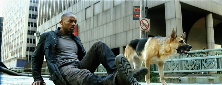 I Am Legend (2007 Film, USA)