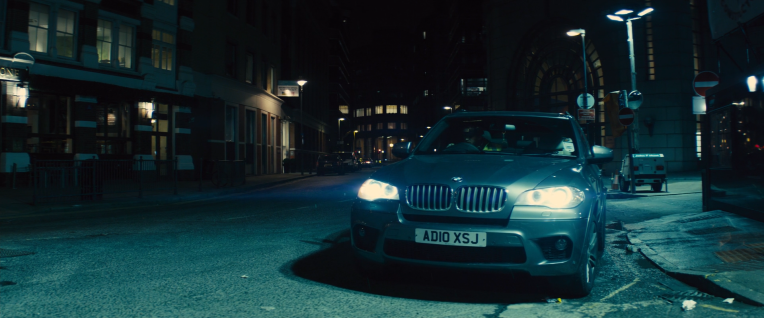 Almost the entire film takes place within a BMW X5, which was driven down the M6 motorway towards London from a northern suburb on a flatbed truck for most of the time. Shooting took place in real time, and the filmmakers only took breaks to change the cameras' memory cards.