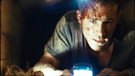"Ryan Reynolds as ""Paul Conroy"" in Buried (2010)"