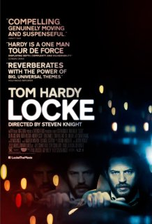 "Tom Hardy as ""Ivan Locke"" in LOCKE (2013 Film UK) - Written and directed by Steven Knight"