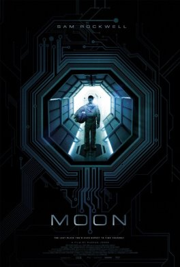 Moon is a 2009 British science fiction drama film co-written and directed by Duncan Jones. The film follows Sam Bell, a man who experiences a personal crisis as he nears the end of a three-year solitary stint mining helium-3 on the far side of the Moon. It was the feature debut of director Duncan Jones.