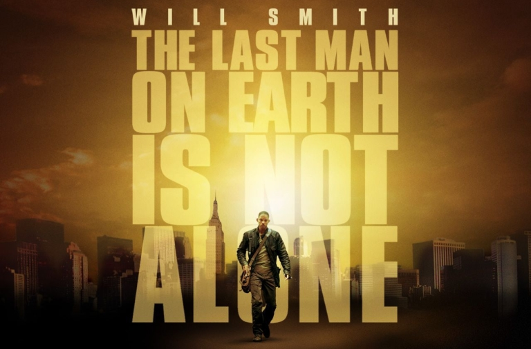 I Am Legend (2007 Film, USA) - Stars: Will Smith